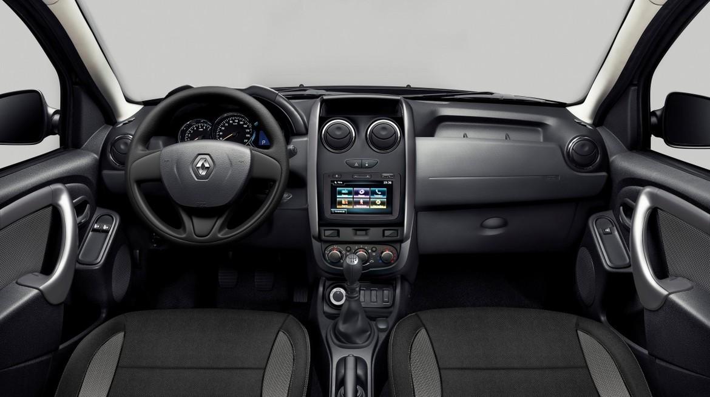 Рэно представила обновленную лимитированную серию Duster Dakar