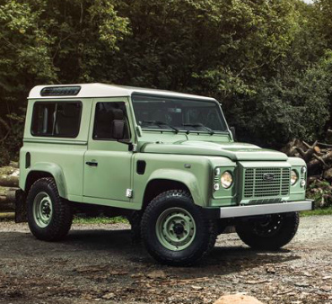 Land Rover Defender Heritage приедет на Moscow Off-Road Show 2015