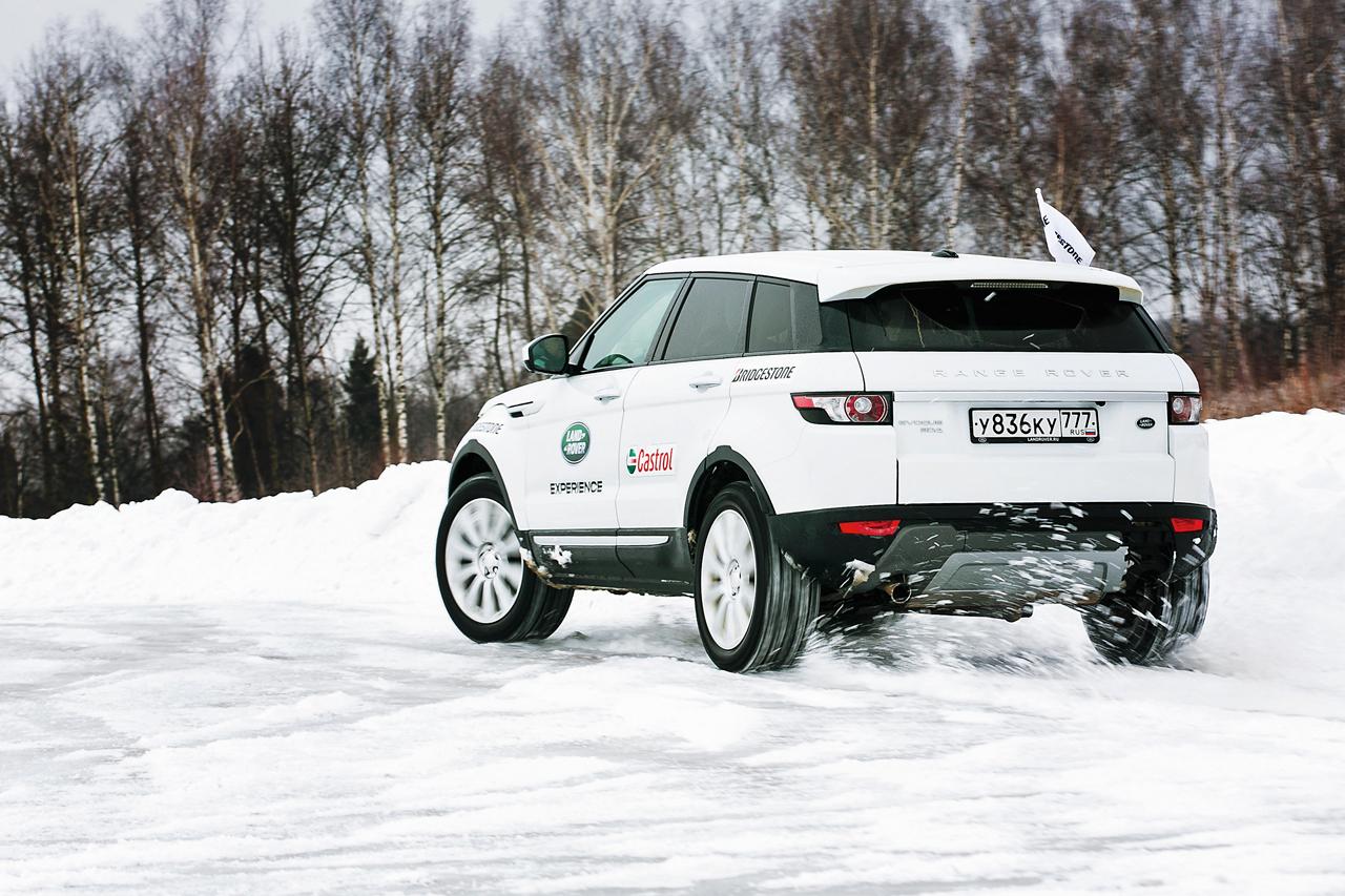 Выбор шин на зиму