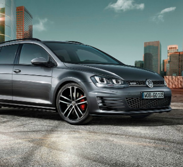 Volkswagen покажет Golf GTD Variant