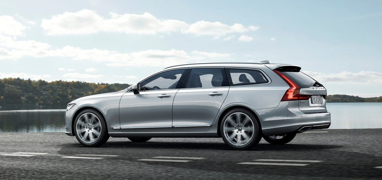 Volvo V90 Cross Country: в России – с 2017 года