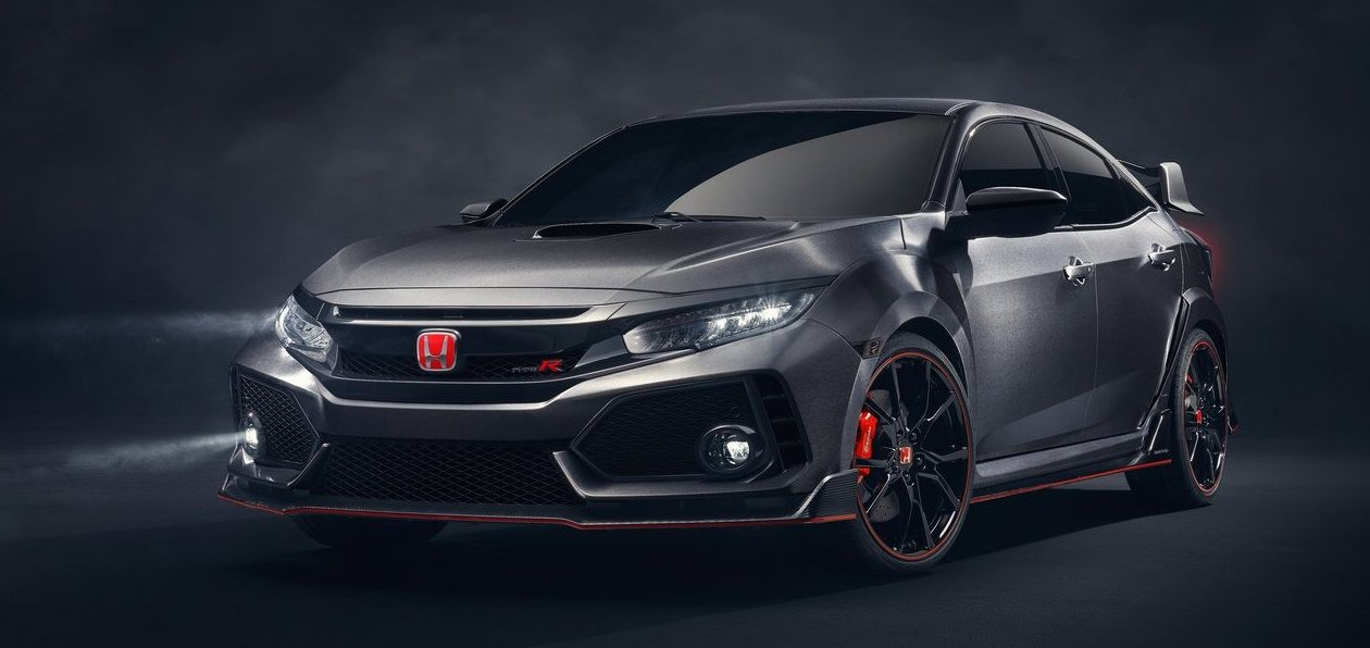 Париж 2016: Honda выкатила предсерийный Civic Type R