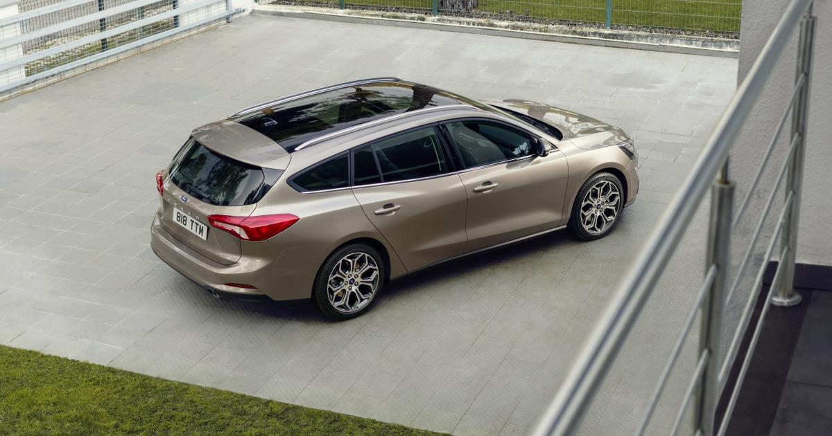 Ford представил четвертое поколение Focus