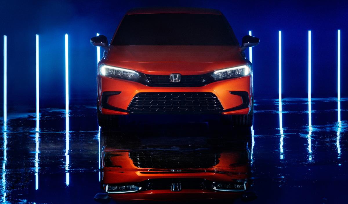 Сдержанный дизайн и минимализм в интерьере: Honda показала новый Civic
