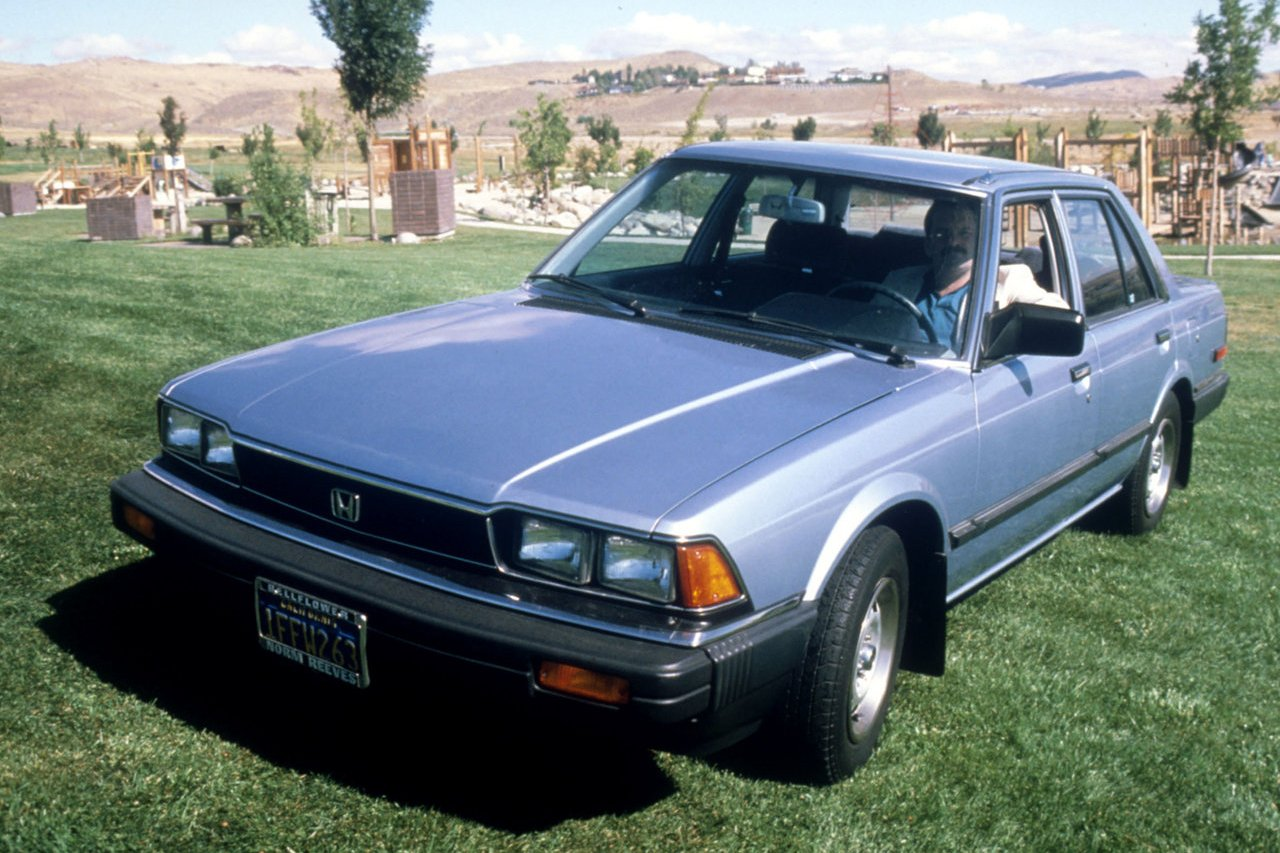 Хонда произвела 100-миллионный автомобиль