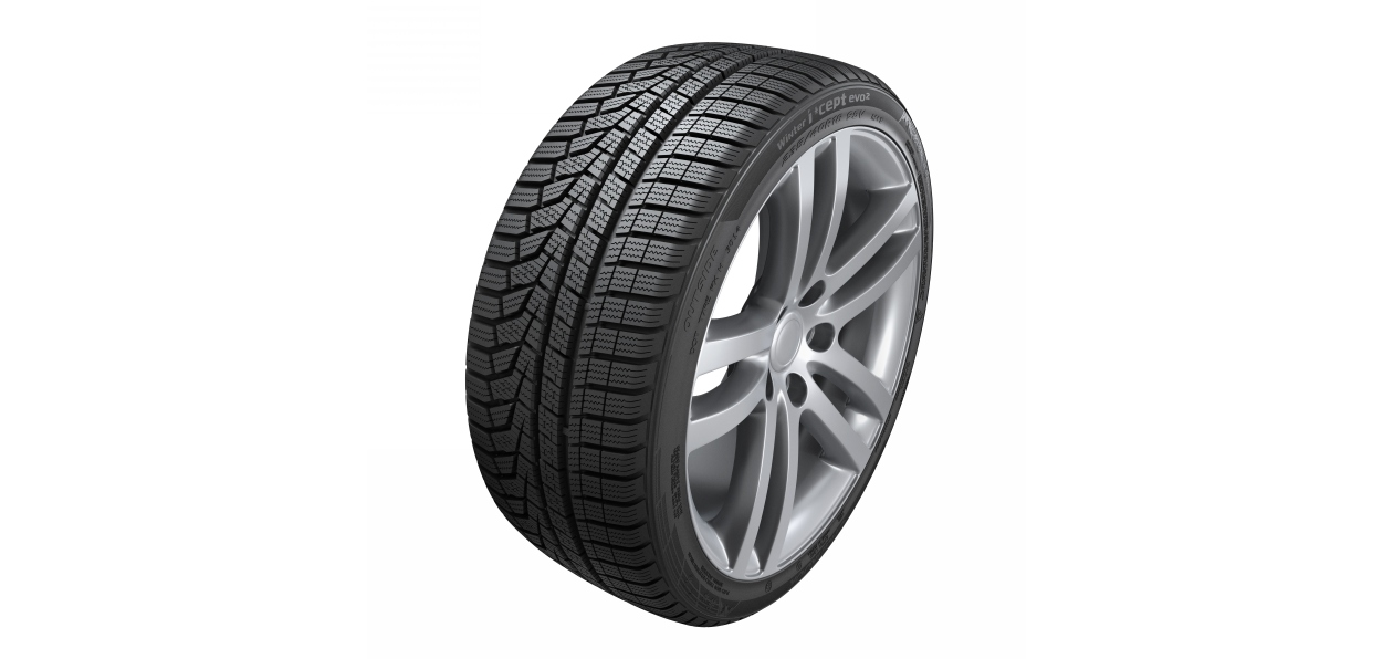 Hankook модернизировал зимние шины семейства Winter i-cept evo2