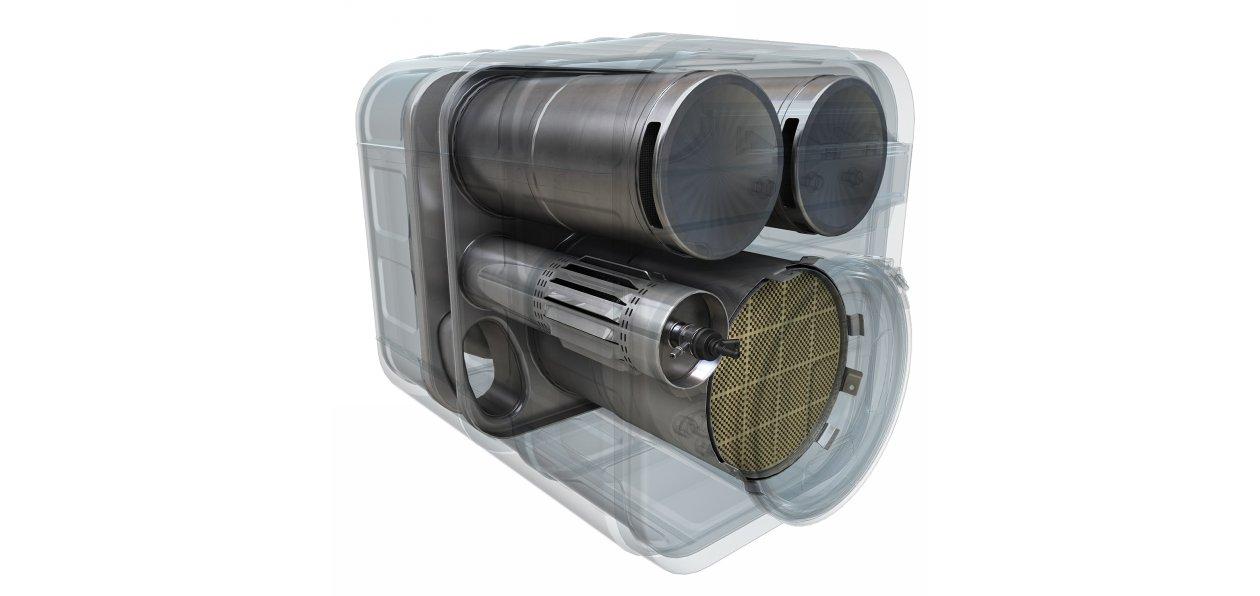 Tenneco представил решения в области выхлопных систем