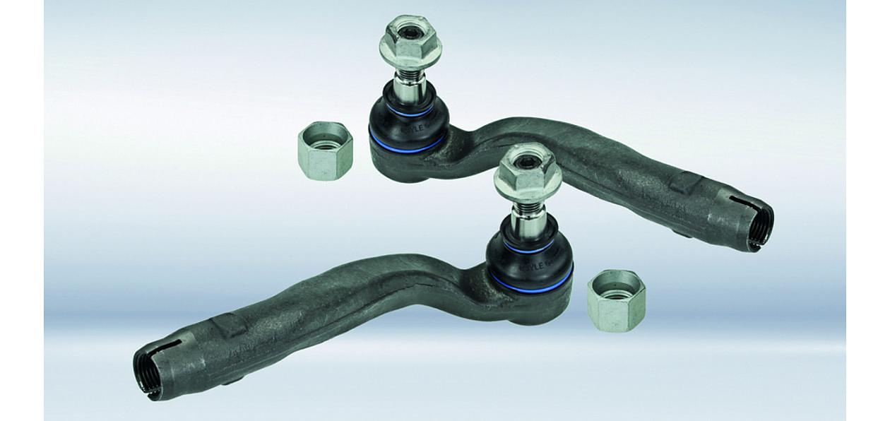 Meyle выпустила новые наконечники рулевых тяг для кроссоверов