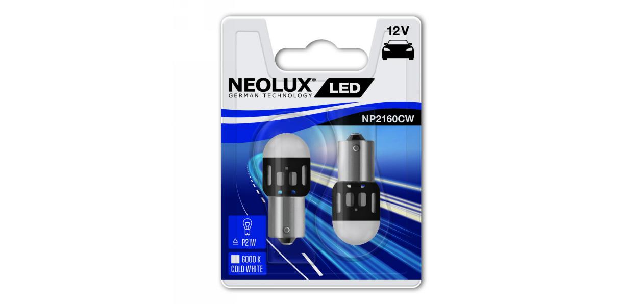 Neolux выпустил новые ксеноновые и светодиодные лампы