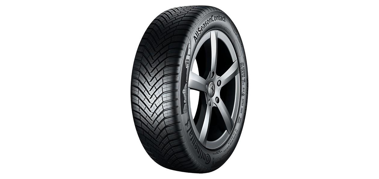 Continental представил новые всесезонные шины