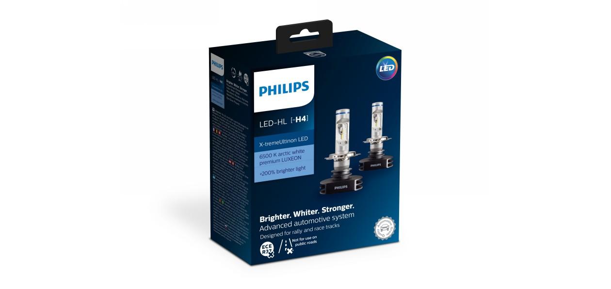 Philips выпустил новые светодиодные лампы