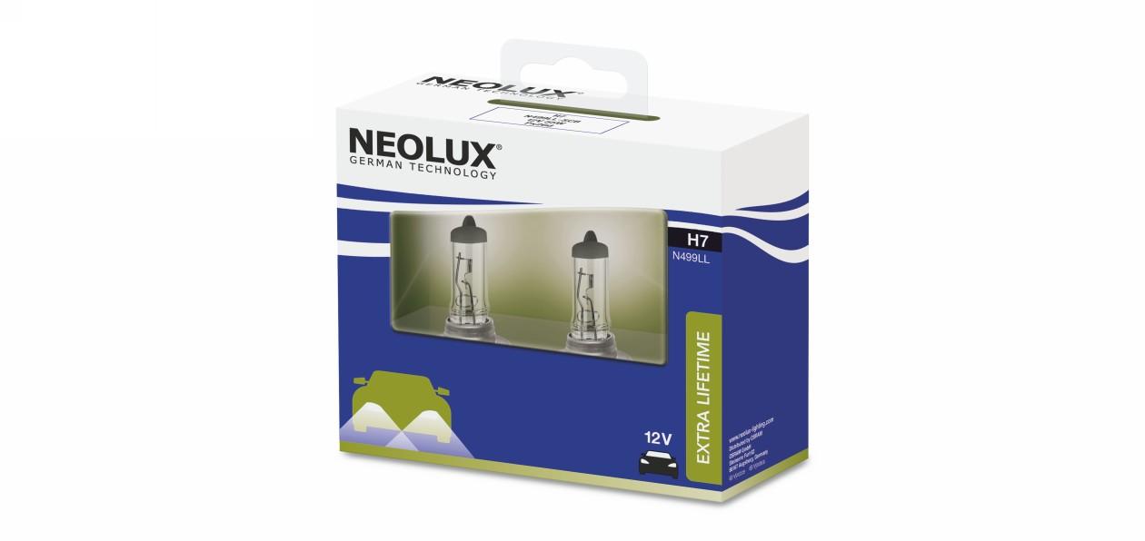 Neolux представляет новую линейку ламп