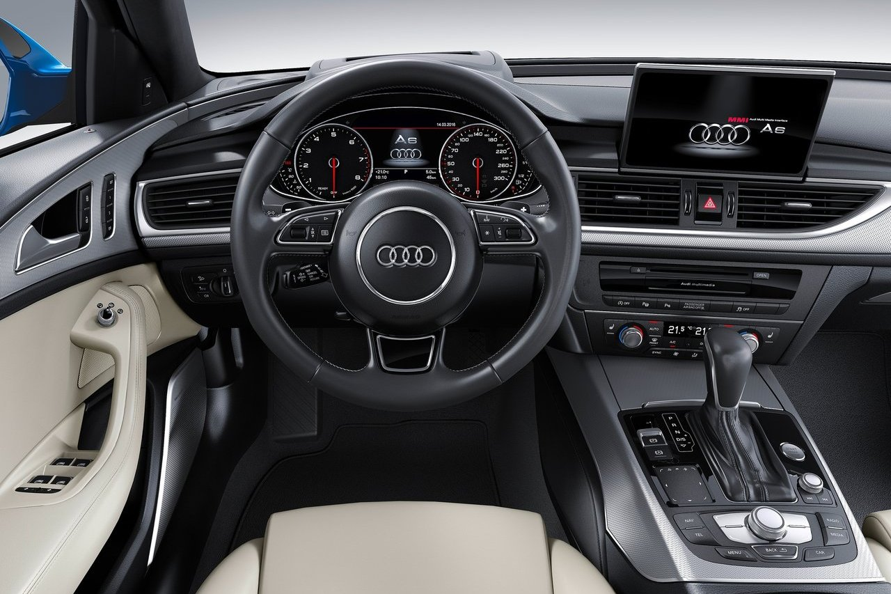 Audi A6 и Audi A7 стали еще привлекательнее